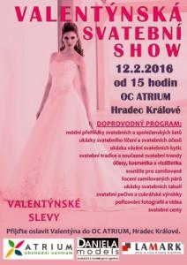 valentýnská show