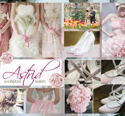 Svatební botičky nejen bílé…