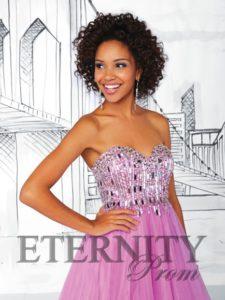 Eternity.prom_.fialkové