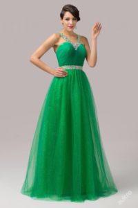 zelené-dlouhé