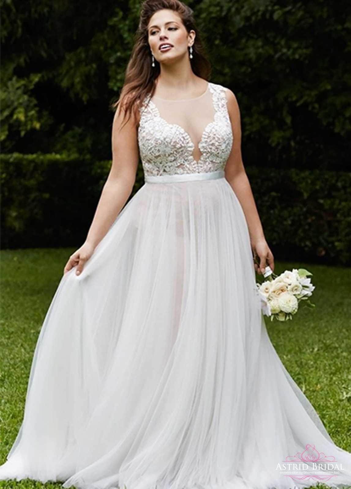 plus size wedding dresses - 683×1024