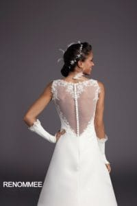 sposa toscana Renommee.back