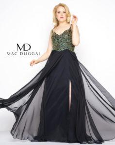 Mac Duggal vel. 16